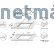 WHIRLPOOL SMC 604F/NE Beépíthető Indukciós Főzőlap