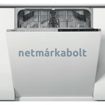 Whirlpool WIP 4T133 PE S teljesen beépíthető mosogatógép
