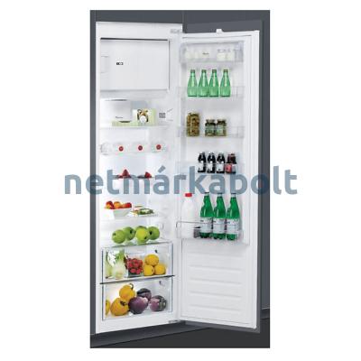 WHIRLPOOL Beépíthető Kombinált Hűtőszekrény ARG18470 A+