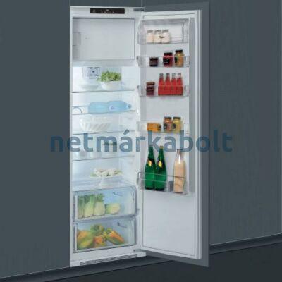 WHIRLPOOL Beépíthető Kombinált Hűtőszekrény ARG18480 A+