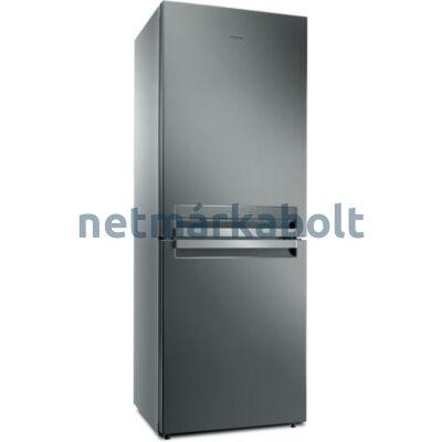 Whirlpool B TNF 5322 OX Kombinált Hűtőszekrény