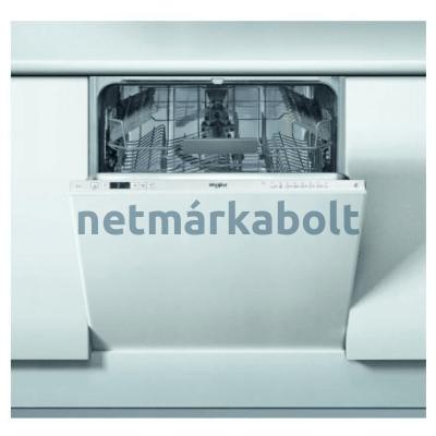 Whirlpool WKIC 3C24 PE Teljesen Beépíthető Mosogatógép