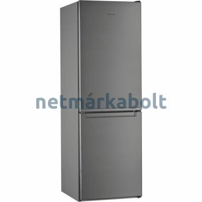 WHIRLPOOL W5 721E OX Szabadonálló Hűtőszekrény