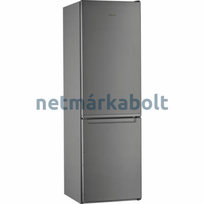 WHIRLPOOL W5 821E OX Szabadonálló Hűtőszekrény
