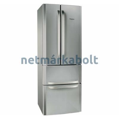 WHIRLPOOL W4D7 XC2  Négyajtós Kombinált  Hűtőszekrény