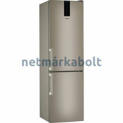 WHIRLPOOL W9 931D B H Alulfagyasztós Supreme Dual NoFrost hűtőszekrény