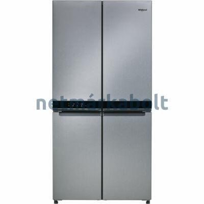 WHIRLPOOL WQ9 B2L alulfagyasztós Total NoFrost hűtőszekrény