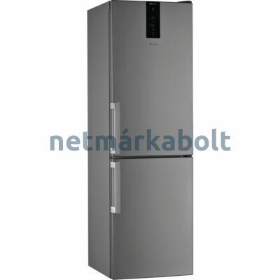 WHIRLPOOL W9 821D OX H Szabadonálló Hűtőszekrény