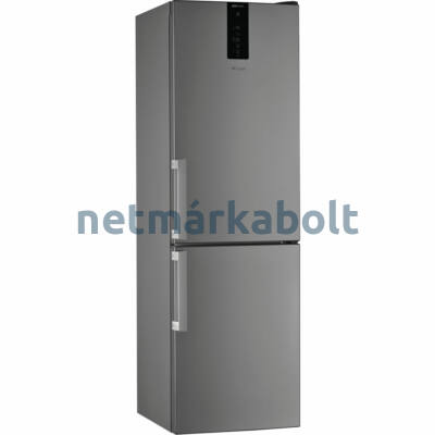 WHIRLPOOL W9 821D OX H 2 Szabadonálló Hűtőszekrény