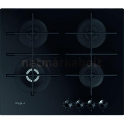 Whirlpool GOWL 628/NB EE Beépíthető Gázfőzőlap