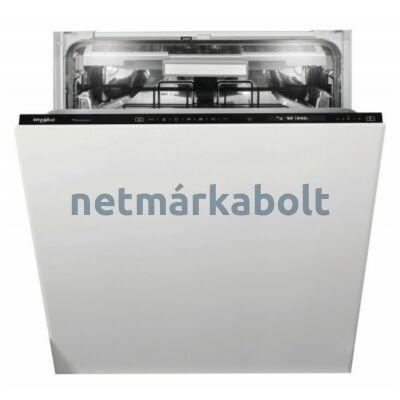 Whirlpool WIF 5O41 PLEGTS teljesen integrálható mosogatógép