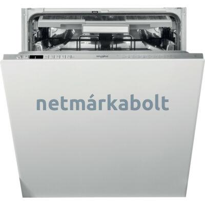 Whirlpool WIO 3T133 PLE Beépíthető mosogatógép