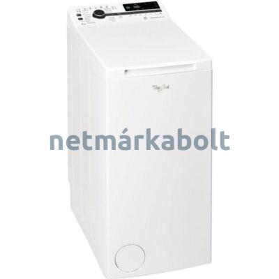WHIRLPOOL TDLRB 6241BS EU/N Felültöltős mosógép - inverter motorral