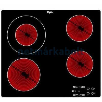 Whirlpool AKT8130NE Főzőlap (Beépíthető, Elektromos)