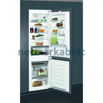 WHIRLPOOL ART 6611/A++ Beépíthető Kombinált Hűtőszekrény