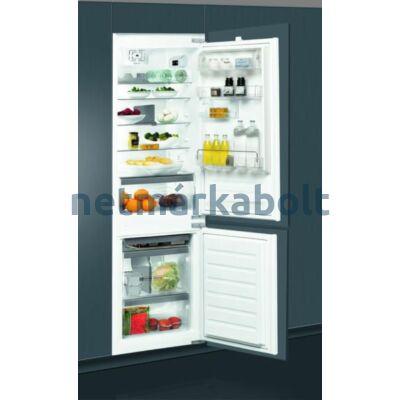 WHIRLPOOL ART 6711/A++ SF Beépíthető Kombinált Hűtőszekrény