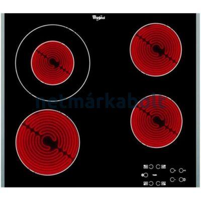 Whirlpool AKT8130LX Főzőlap (Beépíthető, Elektromos)