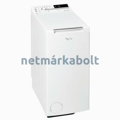 Whirlpool TDLR 65220  felültöltős mosógép
