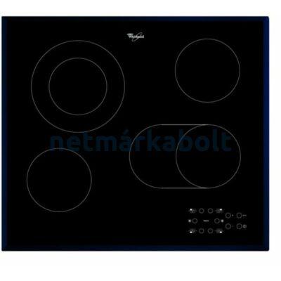 Whirlpool AKT8190BA Főzőlap (Beépíthető, Elektromos)